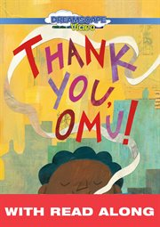 Thank you, Omu!  (Read Along) cover image