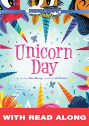 Unicorn day (Read Along) cover image