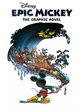 Epic Mickey - The Graphic Novel