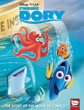 Finding Dory Comic