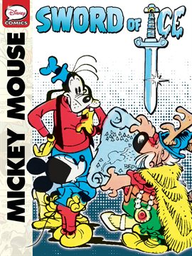 Mickey Mouse and the Sword of Ice