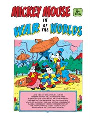 Mickey Mouse: War of the Worlds