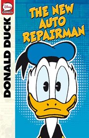 Donald Duck and the New Auto Repairman
