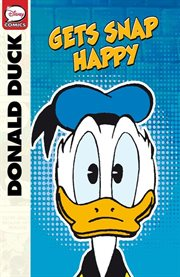 Donald Duck Gets Snap Happy