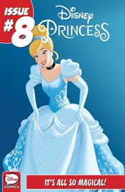 Disney's Princesses Short Stories: It's All So Magical!