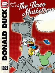 Donald Duck & the Three Musketeers