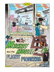 Mickey Mouse and the Flight Pioneers
