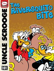 Uncle Scrooge: the Riversquito Bite
