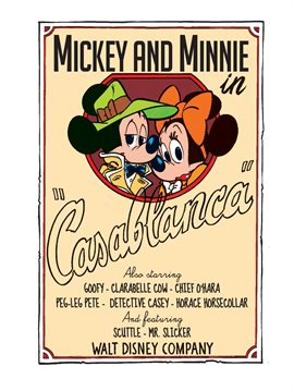 Mickey and Minnie in Casablanca