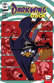 Darkwing Duck: the Duck Knight Returns