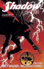 The shadow: year one omnibus cover image