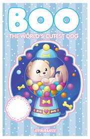Boo, the world's cutest dog. Issue 1-3, A walk in the park cover image