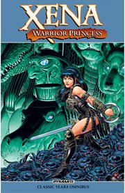Xena Warrior Princess. Volume 1, issue 1-4. Omnibus volume 1 cover image