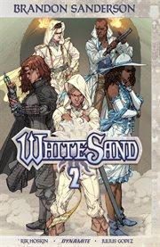 White sand. Volume 2 cover image