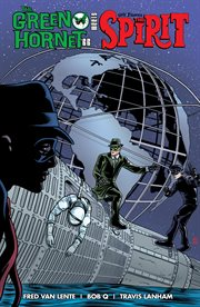 Green hornet '66 meets the spirit. Issue 1-5 cover image