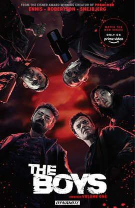 The Boys, book cover