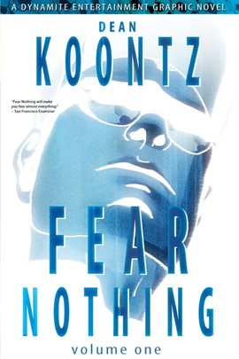 Fear Nothing by Dean Koontz Book Cover