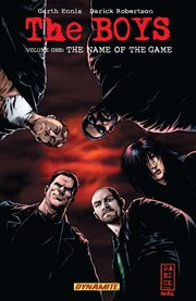 The boys. Volume 1, issue 1-6, The name of the game cover image