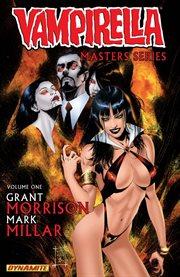 Vampirella masters series vol 1: grant morrison and mark millar cover image