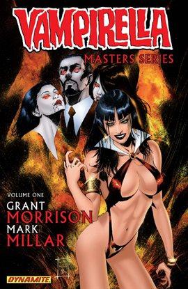 Cover image for Vampirella Masters Series Vol 1: Grant Morrison and Mark Millar