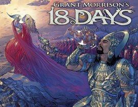 Cover image for Grant Morrison's 18 Days Original Graphic Novel