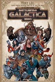 Steampunk Battlestar Galactica, 1880