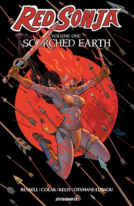 Red Sonja Vol. 1: Scorched Earth