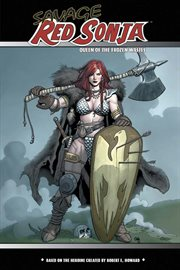 Savage Red Sonja, Queen of the Frozen Wastes. Issue 1-4 cover image