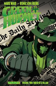 Mark Waid's The Green Hornet