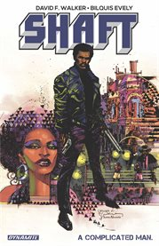 Shaft. Issue 1-6, A complicated man cover image