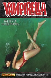 Vampirella archives. Volume 14, issue 97-103 cover image