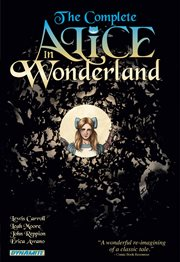 Cover image for The Complete Alice in Wonderland