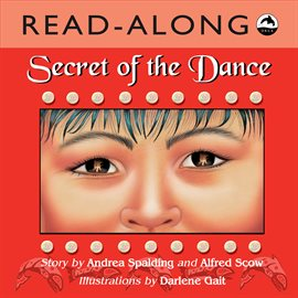 Cover image for Secret of the Dance Read-Along