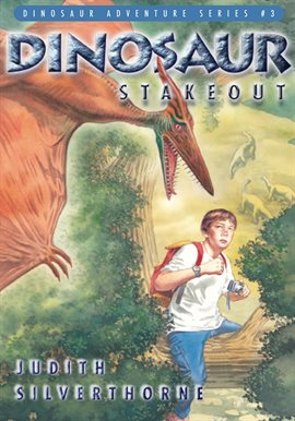 Cover image for Dinosaur Stakeout