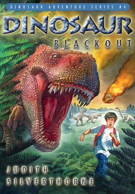 Cover image for Dinosaur Blackout