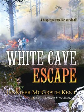 Cover image for White Cave Escape