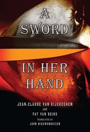 A sword in her hand cover image
