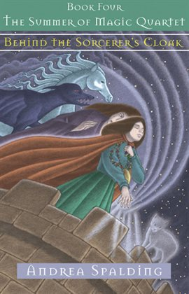 Cover image for Behind the Sorcerer's Cloak