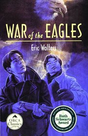 War of the eagles cover image