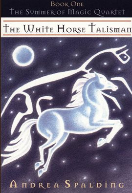 Cover image for The White Horse Talisman