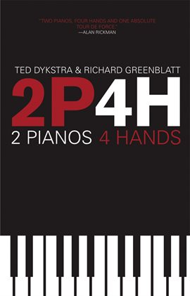 Cover image for 2P4H - 2 Pianos 4 Hands