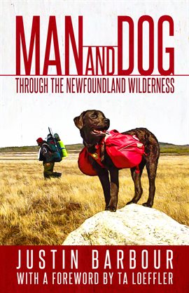 Cover image for Man and Dog