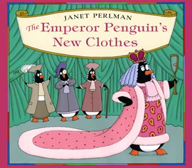 Cover image for The Emperor Penguin's New Clothes