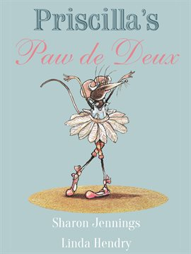 Cover image for Priscilla's Paw de Deux