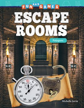 Cover image for Escape Rooms