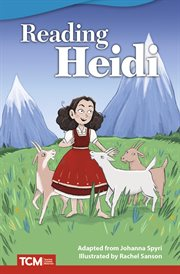 Reading Heidi cover image