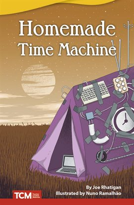 Cover image for Homemade Time Machine