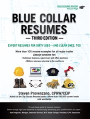 Blue collar resumes cover image
