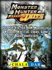 Monster hunter. Freedom unite cover image