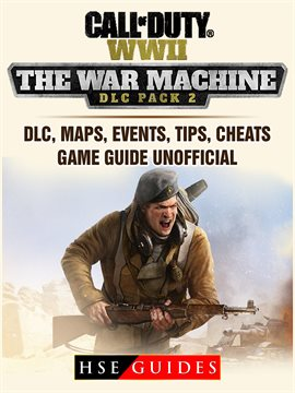 Cover image for Call of Duty WWII The War Machine